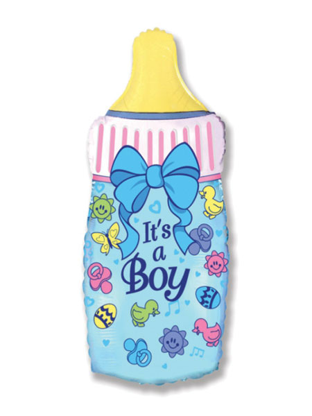Бутылочка (мальчик)
