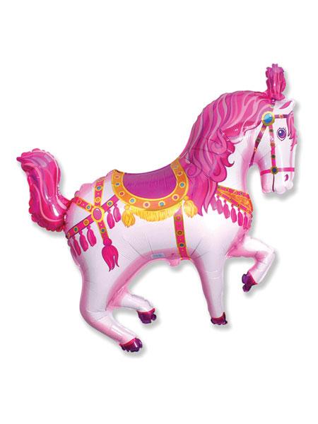 Лошадь цирковая
