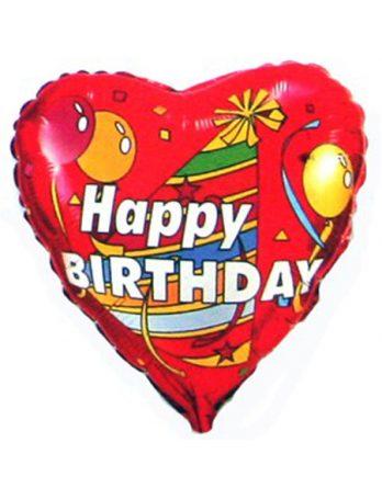 """Сердечко """"Happy birthday"""""""