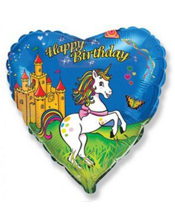 """Единорог """"Happy birthday"""""""