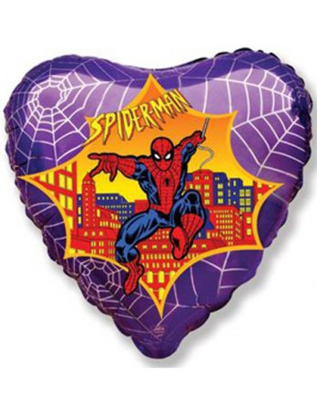 Сердечко с Spiderman