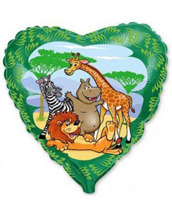 Сердечко Мадагаскар