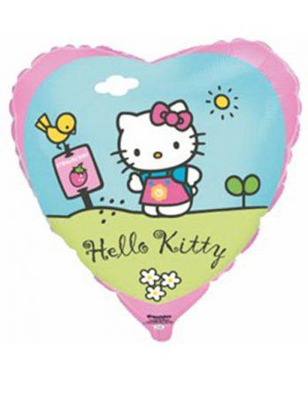 Сердечко с Китти