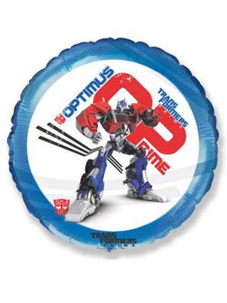 Кружок с Optimus Prime