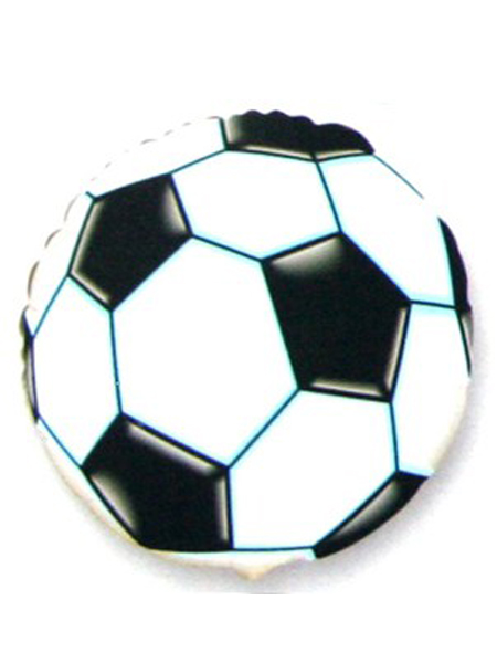Фольгированный мячик