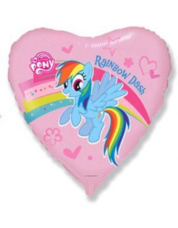 Сердечко Little Pony
