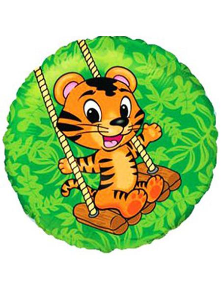 Кружок с тигренком
