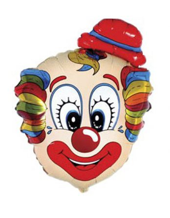 Фольгирофанный клоун