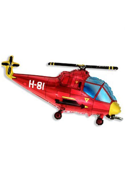 Вертолет №1