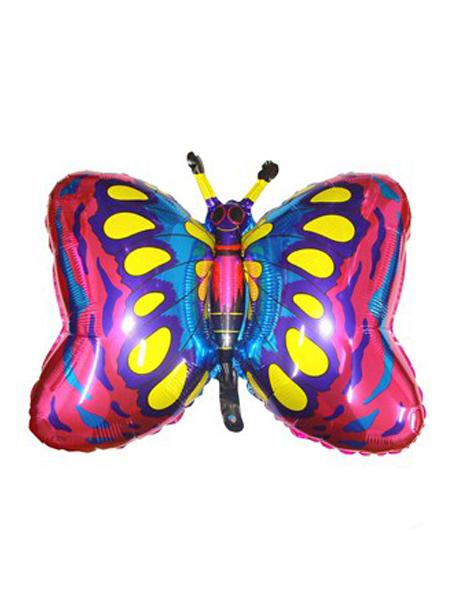 Фольгированные бабочки