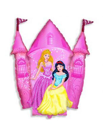 Замок с принцесами
