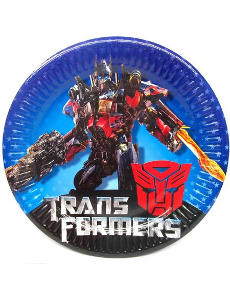 "Тарелка ""Transformers"""