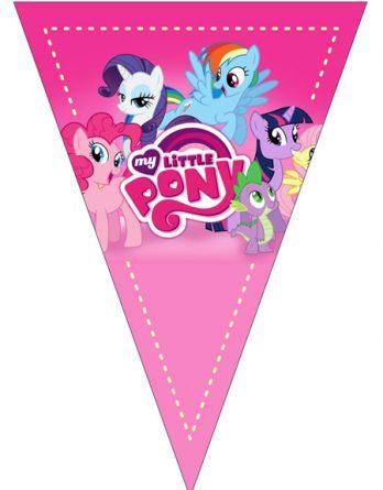 """Флажки """"Little pony"""""""