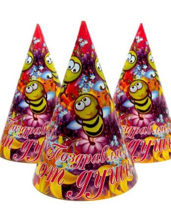 Колпачок с пчелами