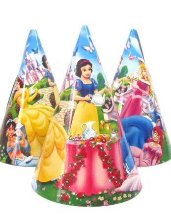 Колпачок с принцессами