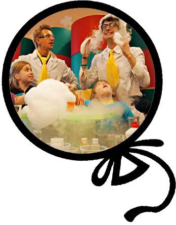 Детское научное шоу